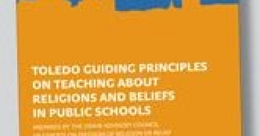 Toledo Guiding Principles