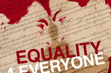 Equality before the law and equal protection of the law without discrimination