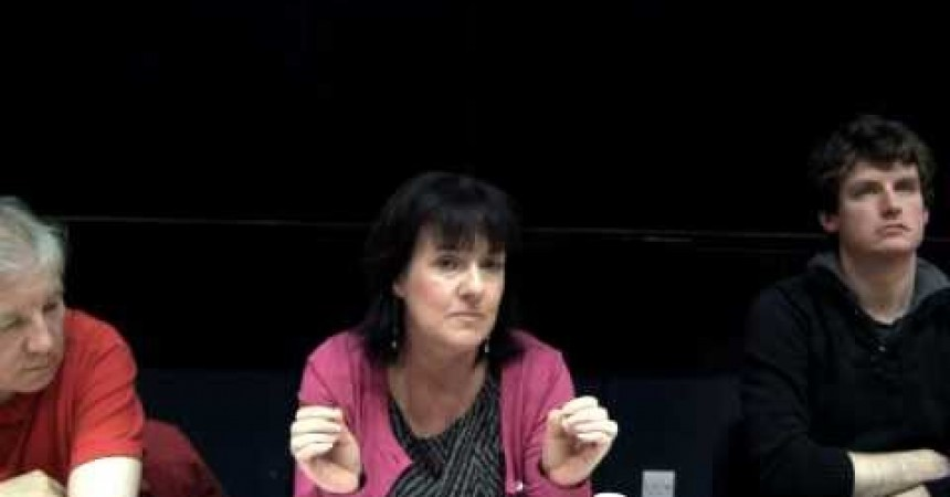 Jane Donnelly tells Dail Committee that Irish schools breach human rights law
