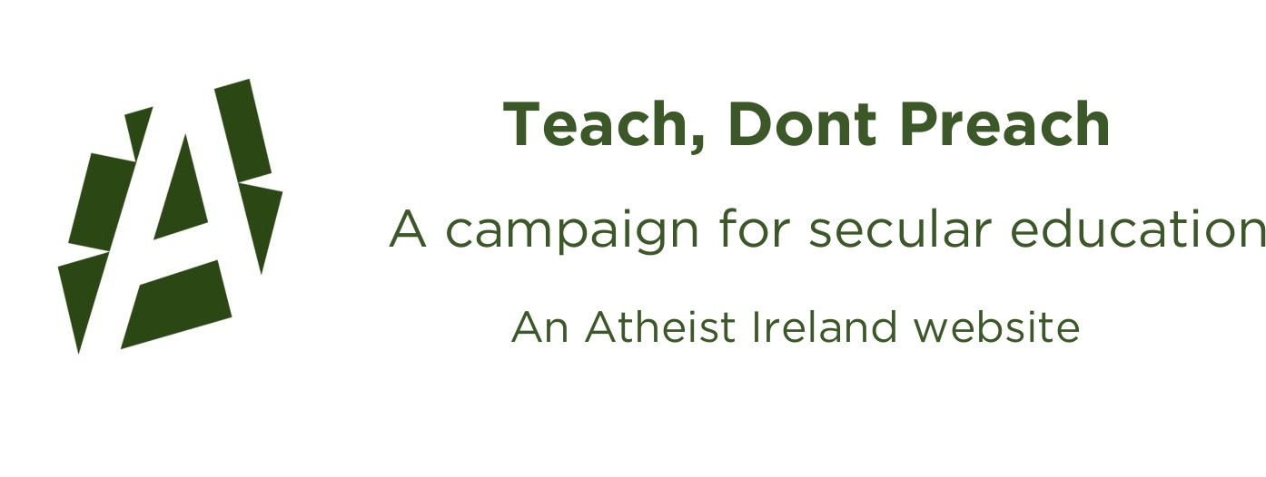 Teach, Don't Preach