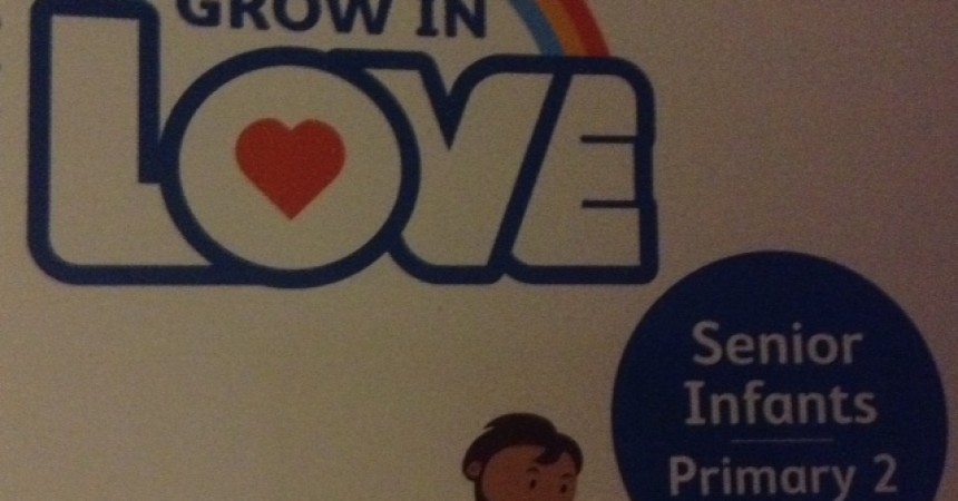Religion course 'Grow in Love' is indoctrination