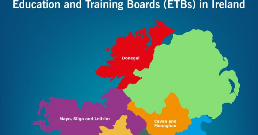 ETBs with details of CEO and County Councillors