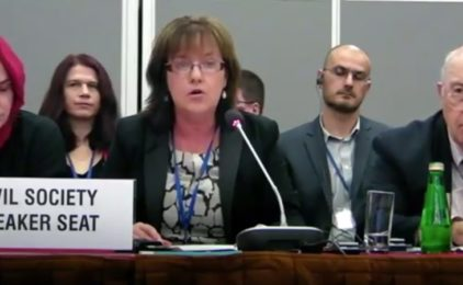 Atheist Ireland rejects Holy See claims about Irish schools at OSCE