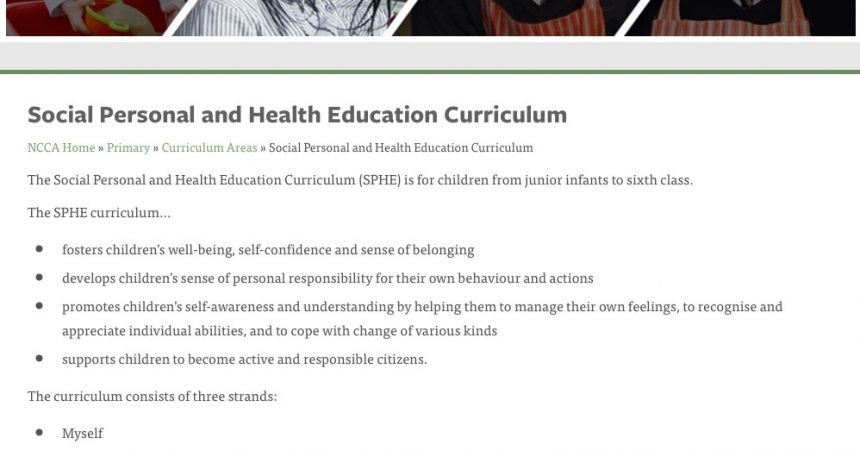 Irish schools integrate religion into relationship and sexuality education