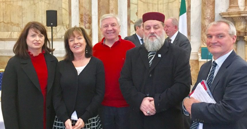Atheist Ireland, Evangelical Alliance Ireland and Ahmadiyya Muslims raise secular education at Council of Europe conference