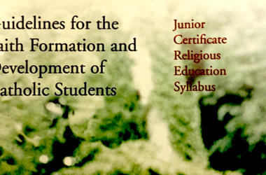 "NCCA relegates to a footnote ""faith formation alongside teaching the State syllabus"""