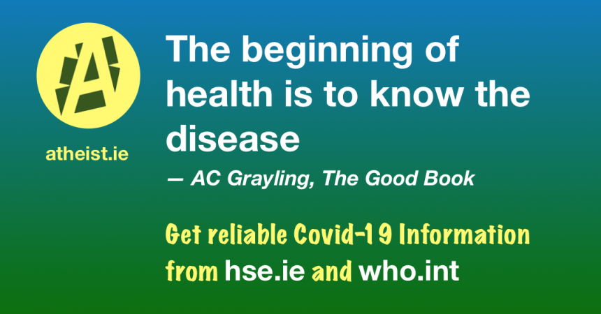 Take care of yourself and others during the Covid-19 pandemic