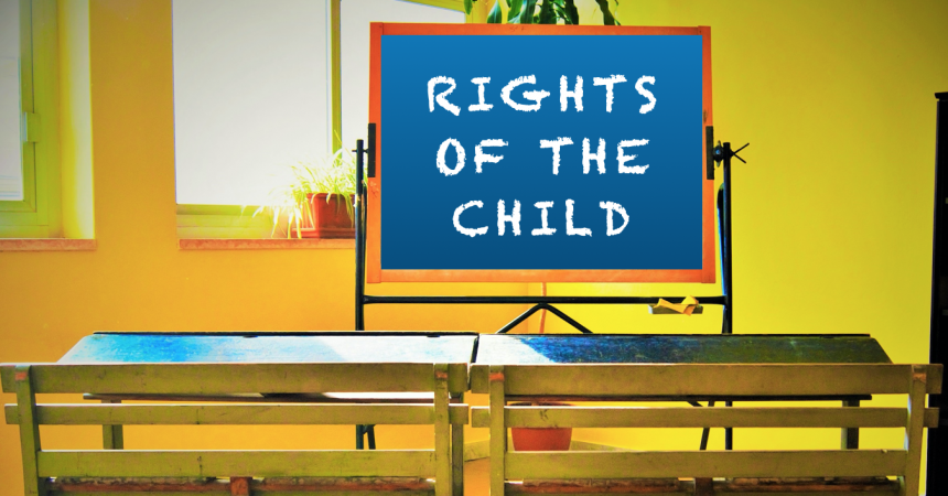 The Rights of the Child in Irish schools