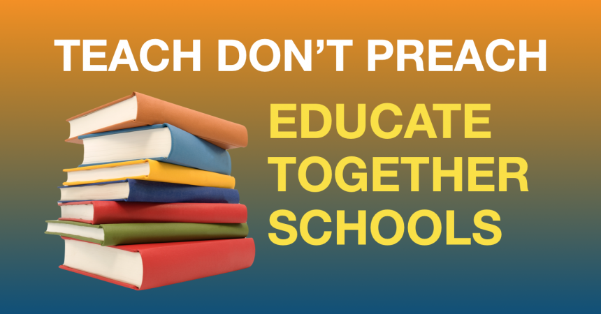 Extra support is needed for Educate Together second level schools