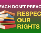 Are the Schools Equality PACT reforms, to protect human rights, unconstitutional?