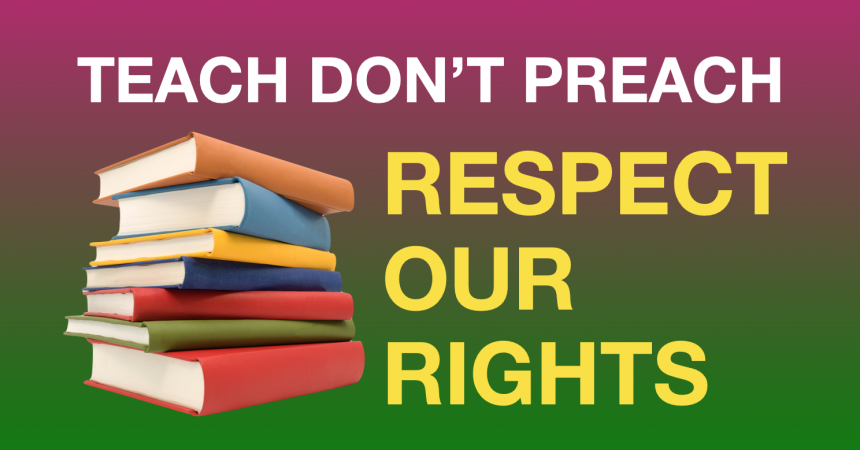 Protecting the rights of atheist, secular and minority faith teachers in Irish schools