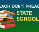 State Religious Schools /Designated Community Colleges