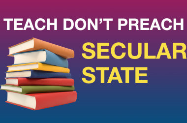 How a secular State protects us all