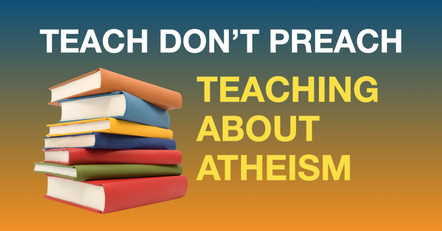 Atheist Ireland to develop first Irish course about atheism for primary schools