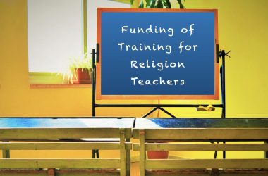 The Department of Education misuses public funds for in-service training of religion teachers